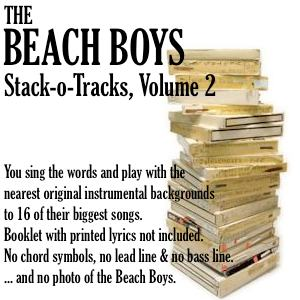 Pochette Stack-o-Tracks volume 2